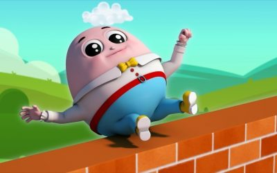 What Humpty Taught Us About Feeling Broken.